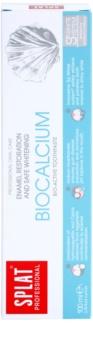Splat Professional Biocalcium pasta dentífrica bioactiva para recuperar el esmalte dental y blanquear los dientes de una manera suave