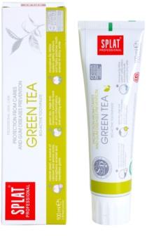 Splat Professional Green Tea bioaktywna pasta do zębów chroniąca zęby i dziąsła