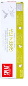 Splat Professional Green Tea pasta dentífrica bioactiva con efecto anticaries para prevenir la enfermedad de las encías