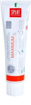 Splat Professional Maximum bioaktivní zubní pasta pro maximálně svěží dech a šetrné bělení zubní skloviny
