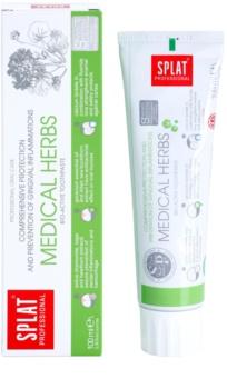 Splat Professional Medical Herbs pasta dentífrica bioactiva para proteger dientes y encías