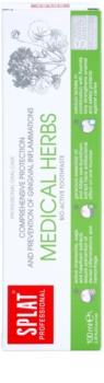 Splat Professional Medical Herbs bioaktywna pasta do zębów do kompleksowej ochrony i zapobiegania zapaleniom dziąseł