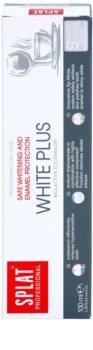 Splat Professional White Plus биоактивна паста за зъби за щадящо избелване и защита на зъбния емайл