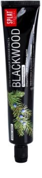 Splat Special Blackwood pasta de dientes blanqueadora para hombre