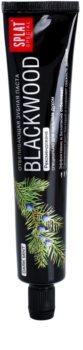Splat Special Blackwood pasta de dientes blanqueadora