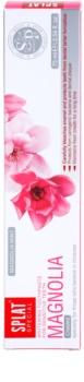 Splat Special Magnolia dentífrico branqueador para dentes sensíveis