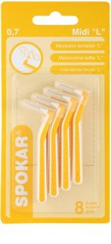 """Spokar """"L"""" mezizubní kónické kartáčky 8 ks"""