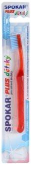 Spokar Plus escova de dentes para crianças extra suave