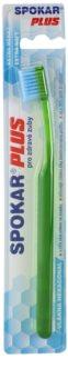 Spokar Plus escova de dentes extra suave