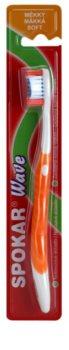 Spokar Wave cepillo de dientes suave