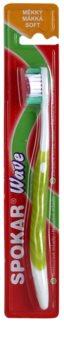 Spokar Wave escova de dentes soft