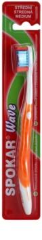 Spokar Wave cepillo de dientes medio