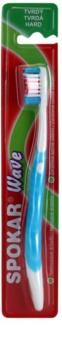 Spokar Wave cepillo de dientes duro