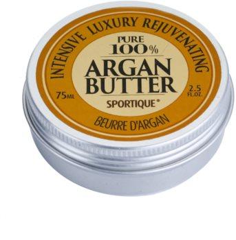 Sportique Wellness Argan manteiga de argão puro