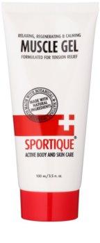 Sportique Sports gel para músculos e articulações