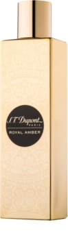 s.t. dupont royal amber