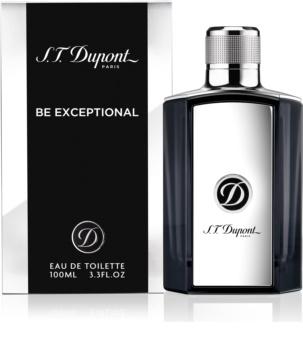 S.T. Dupont Be Exceptional Eau de Toilette für Herren 100 ml