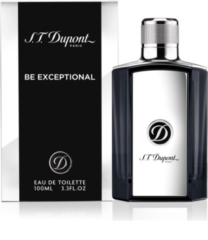 S.T. Dupont Be Exceptional eau de toilette pour homme 100 ml