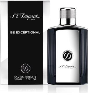 S.T. Dupont Be Exceptional Eau de Toilette voor Mannen 100 ml
