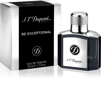 S.T. Dupont Be Exceptional Eau de Toillete για άνδρες 50 μλ