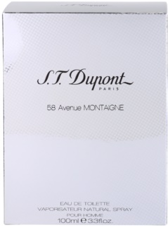 S.T. Dupont 58 Avenue Montaigne eau de toilette pour homme 100 ml