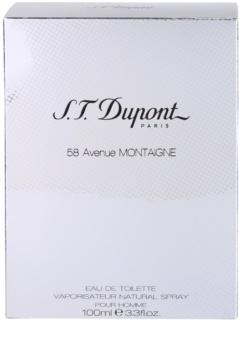 S.T. Dupont 58 Avenue Montaigne woda toaletowa dla mężczyzn 100 ml