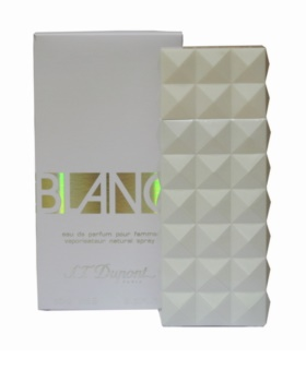 S.T. Dupont Blanc Eau de Parfum para mulheres 100 ml