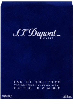 S.T. Dupont S.T. Dupont for Men eau de toilette férfiaknak 100 ml