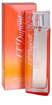 S.T. Dupont Essence Pure Ocean Pour Femme woda toaletowa dla kobiet 100 ml