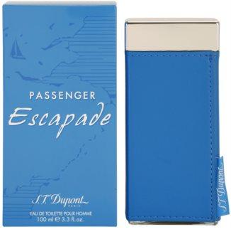 S.T. Dupont Passenger Escapade Pour Homme woda toaletowa dla mężczyzn 100 ml