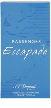 S.T. Dupont Passenger Escapade Pour Homme Eau de Toilette for Men 100 ml