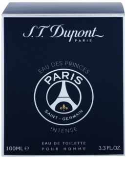 S.T. Dupont Eau Des Princes Intense toaletní voda pro muže 100 ml
