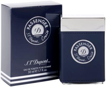 S.T. Dupont Passenger Cruise for Men Eau de Toilette for Men 50 ml