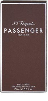 S.T. Dupont Passenger for Men Eau de Toilette voor Mannen 100 ml