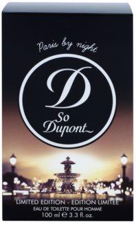 S.T. Dupont So Dupont Paris by Night eau de toilette per uomo 100 ml