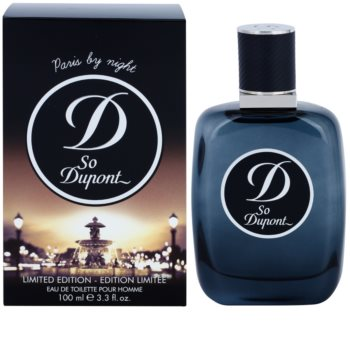 S.T. Dupont So Dupont Paris by Night eau de toilette pour homme 100 ml