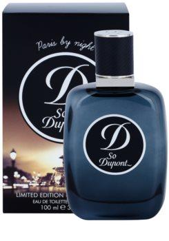 S.T. Dupont So Dupont Paris by Night Eau de Toilette für Herren 100 ml