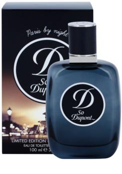 S.T. Dupont So Dupont Paris by Night Eau de Toilette para homens 100 ml