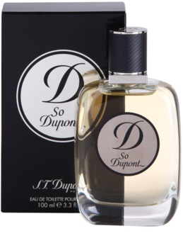 S.T. Dupont So Dupont Eau de Toilette for Men 100 ml