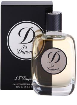 S.T. Dupont So Dupont eau de toilette pentru barbati 100 ml