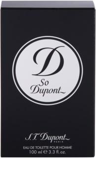 S.T. Dupont So Dupont woda toaletowa dla mężczyzn 100 ml
