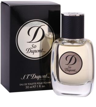 S.T. Dupont So Dupont toaletná voda pre mužov 30 ml