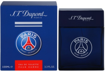 S.T. Dupont Paris Saint-Germain eau de toilette férfiaknak 100 ml