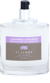 St. James Of London Lavender & Geranium After Shave Gel for Men 100 ml