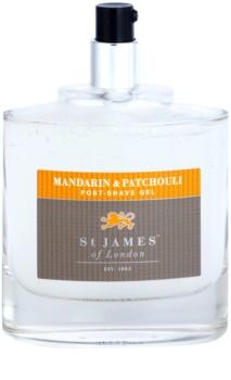 St. James Of London Mandarin & Patchouli gel post-rasatura per uomo 100 ml