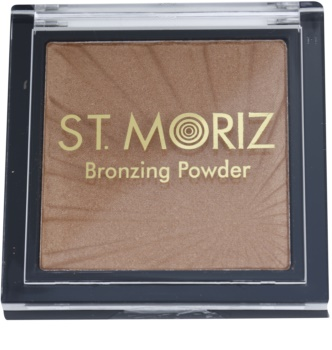 St. Moriz Face компактна пудра-бронзантор