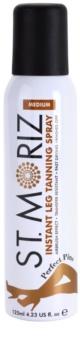 St. Moriz Instant Zelfbruinende Spray voor Perfecte Benen