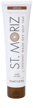St. Moriz Instant Wash Off Body Bronzer