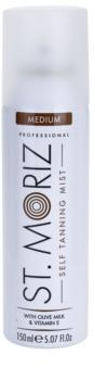 St. Moriz Self Tanning spray autobronceador
