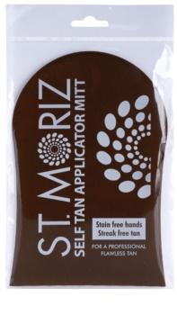 St. Moriz Self Tanning guantes para aplicación